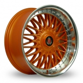 Image for Axe Ex_10en_Wider_Rear Orange Alloy Wheels