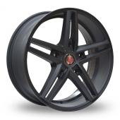 Axe EX14 Transit Black Alloy Wheels