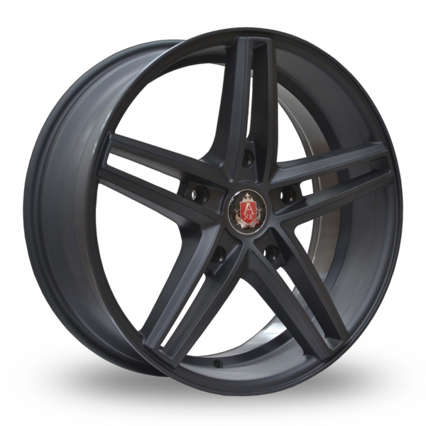 "Great 20 2019 Trd Style Satin Black Wheels Fits Toyota: Axe EX14 Transit Black 20"" Alloy Wheels"