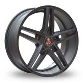 Axe EX14 Transit Grey Alloy Wheels