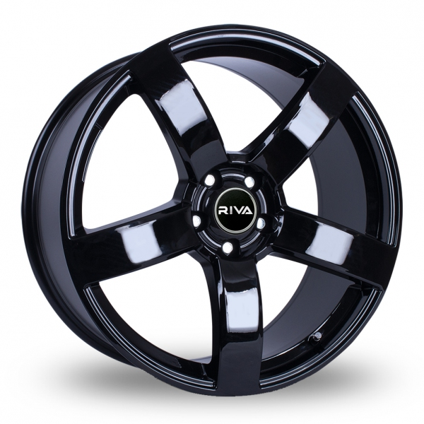 Zoom Riva FWD Black Alloys