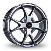 Image for Fox_Racing FX002 Grey Alloy Wheels