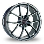 Image for Fox_Racing FX005 Grey Alloy Wheels