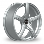 Image for Fox_Racing FX006 Silver Alloy Wheels