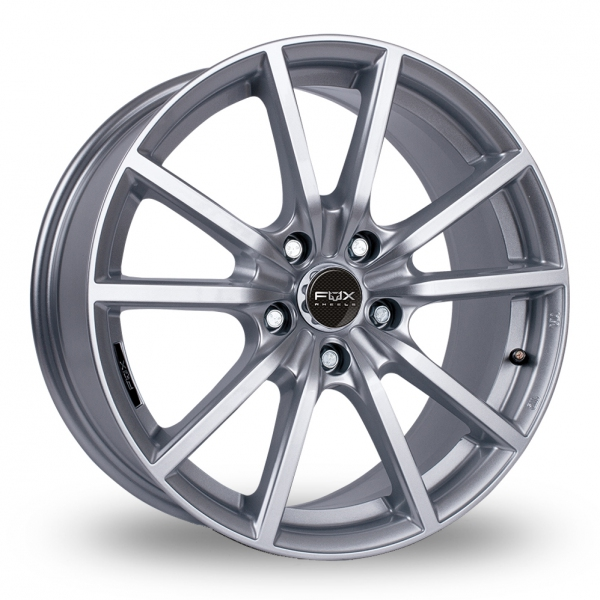 Zoom Fox_Racing FX10 Hyper_Silver Alloys