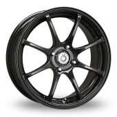 Image for Konig Feather Black Alloy Wheels