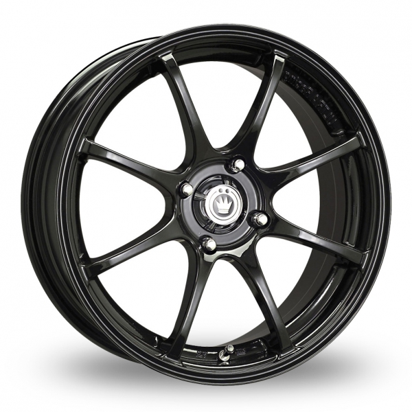 Zoom Konig Feather Black Alloys