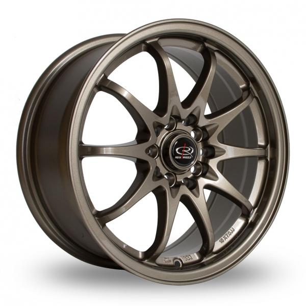 Bronze alloy wheels