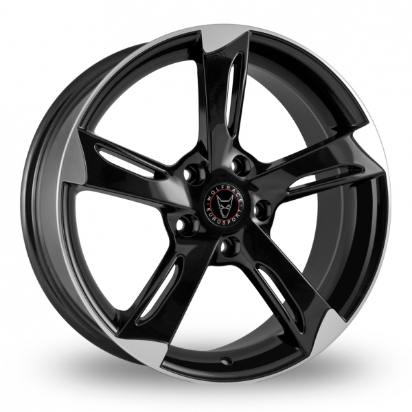 Zoom Wolfrace Genesis Black_Polished Alloys