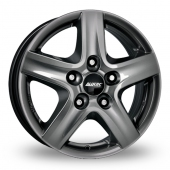Alutec Grip (Transporter) Graphite Alloy Wheels