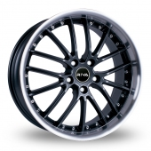 Image for Riva JKN Grey Alloy Wheels