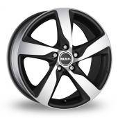 MAK Gburg Ice Titan Alloy Wheels