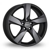 MAK Gburg Matt Titan Alloy Wheels