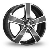 Momo Win Pro Evo Anthracite Polished Alloy Wheels