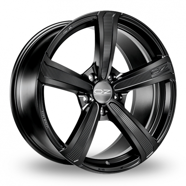 Zoom OZ_Racing Montecarlo_HLT Matt_Black Alloys