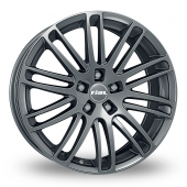Rial Murago 5 Stud Graphite Alloy Wheels