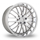 Image for Privat Netz Silver Alloy Wheels