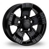 Hawke Osprey Black Alloy Wheels