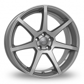 Alutec Pearl Grey Alloy Wheels