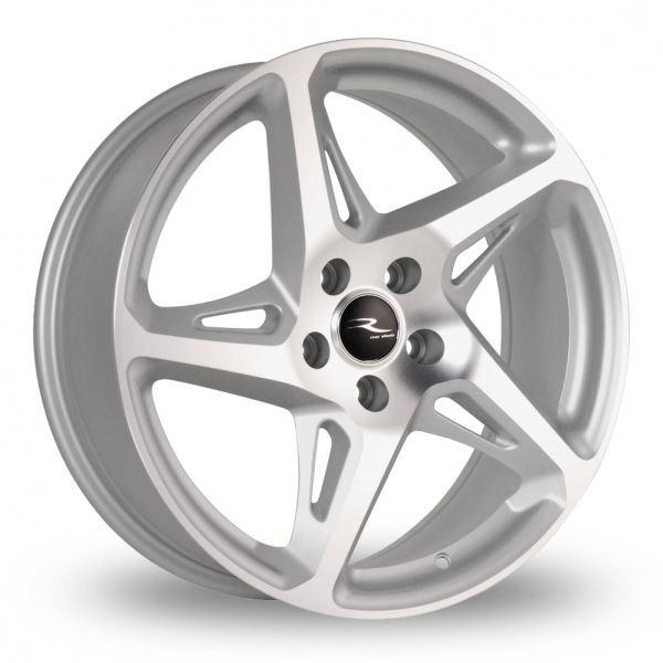 Zoom Dare River_R-4 Silver_Polished Alloys
