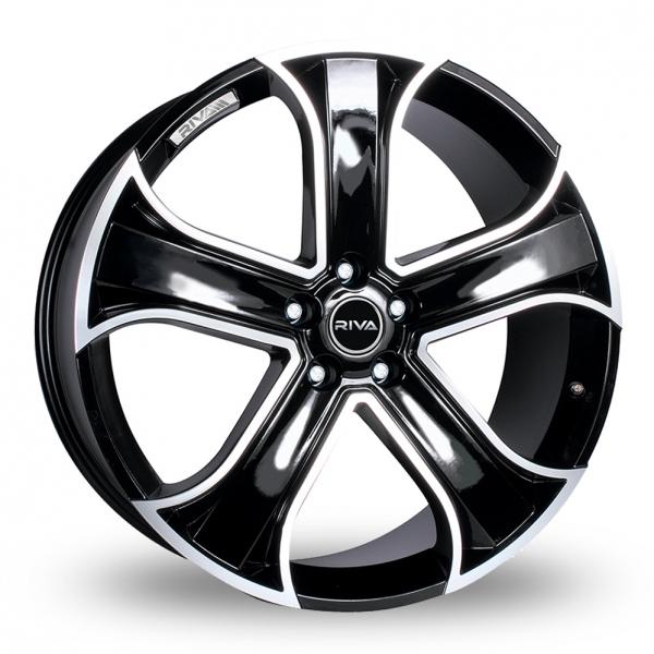 Zoom Riva RVR Black Alloys