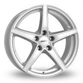 Alutec Raptr Silver Alloy Wheels