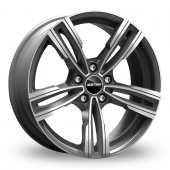 GMP Italia Reven Anthracite Alloy Wheels