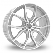Image for ZCW ST5 Silver_Polished Alloy Wheels