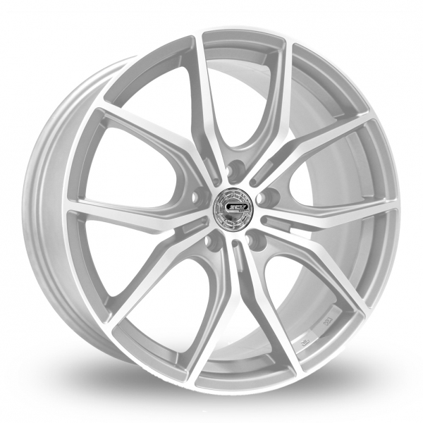 Zoom ZCW ST5 Silver_Polished Alloys