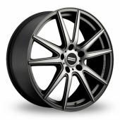 Fondmetal STC-05 Matt Titanium Alloy Wheels