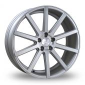Judd T202 Silver Alloy Wheels