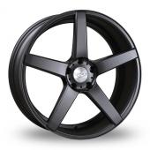 Judd T203 Matt Gun Metal Alloy Wheels