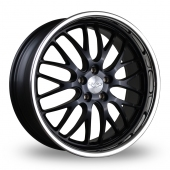Judd T213 Matt Black Alloy Wheels