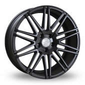 Judd T229 Matt Gun Metal Alloy Wheels
