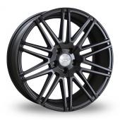 Judd T229 Matt Gun Metal Alloy Wheels