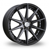 Judd T311 Gun Metal Alloy Wheels