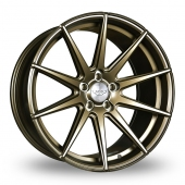 Judd T311R Matt Bronze Alloy Wheels