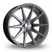 Judd T311R Silver Alloy Wheels