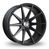 Judd T311R Matt Gun Metal Alloy Wheels