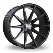 Judd T311R Matt Gun Metal Alloy Wheels