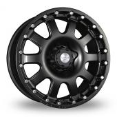 Judd T313 Matt Black Alloy Wheels