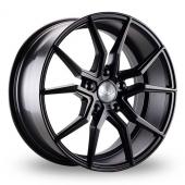 Judd T402 Gloss Black Alloy Wheels