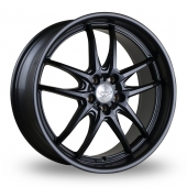 Judd T404 Matt Black Alloy Wheels