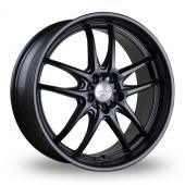 Judd T404 Matt Black Alloy Wheels