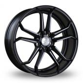 Judd T502 Matt Black Alloy Wheels