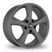 Image for Dare T888 Gun_Metal Alloy Wheels