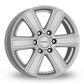 Dezent TJ Silver Alloy Wheels