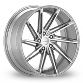 Inovit Turbine Silver Polished Alloy Wheels