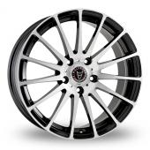/alloy-wheels/wolfrace/turismo/black-polished/18-inch