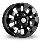 Wolfrace Explorer Gloss Black Alloy Wheels